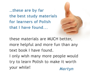 Learn Real Polish - Testimonials