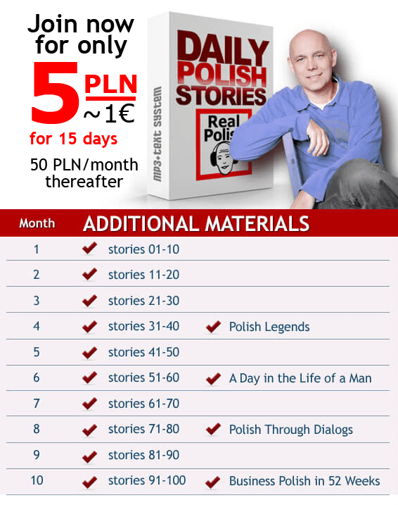 learn polish fast and easy