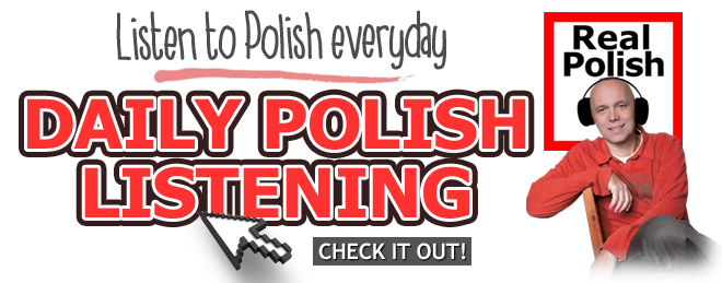 learn polish listening program