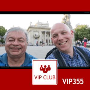 VIP355: Wycieczka z Eduardo po Warszawie