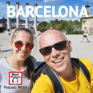 RP311: Wycieczka do Barcelony