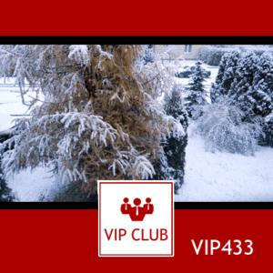 VIP433: Pierwszy śnieg w tym roku