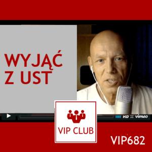 learn polish VIP682 wyjąć z ust
