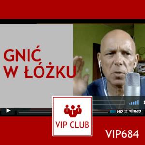 learn polish VIP684 gnić w łóżku