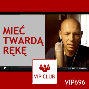 learn polish VIP696 twarda ręka