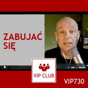 learn polish VIP730 zabujać się