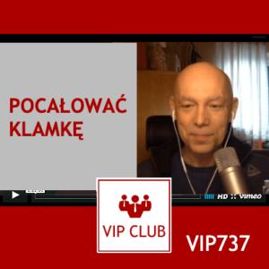 learn polish VIP737 pocałować klamkę