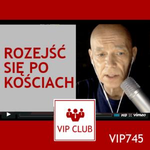 learn polish VIP745 rozejść się po kościach