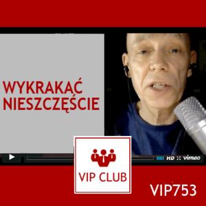 learn polish VIP753 wykrakać