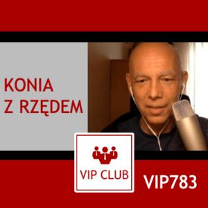 learn polish VIP783 konia z rzędem
