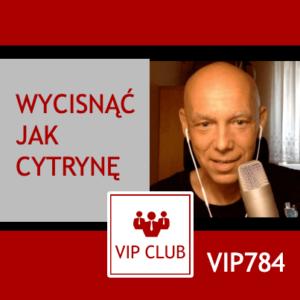 learn polish VIP784 wycisnąć jak cytrynę