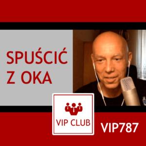 learn polish VIP787 spuścić z oka