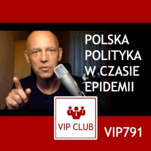 learn polish webinar VIP791 polityka i wirus